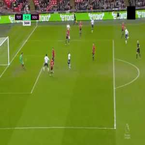Tottenham 3-0 Southampton - Heung-Min Son 54'