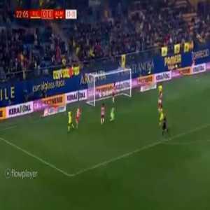 Villarreal 1-0 Almeria [4-3 on agg.] - Karl Toko Ekambi 23'