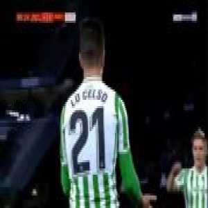 Betis 4-0 Santander [5-0 on agg.] - Giovani Lo Celso 89'
