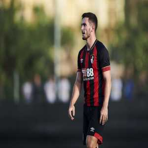 Bournemouth midfielder Lewis Cook out for between six and nine months with ruptured anterior cruciate ligament.