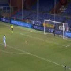 Genoa vs Virtus Entella - Penalty shootout (6-7)