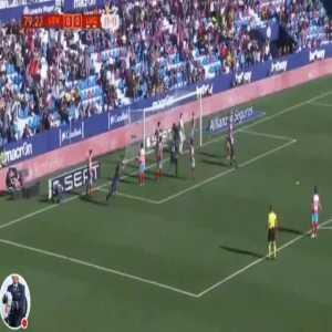 Levante 1-0 Lugo [2-1 on agg.] - Coke 80'