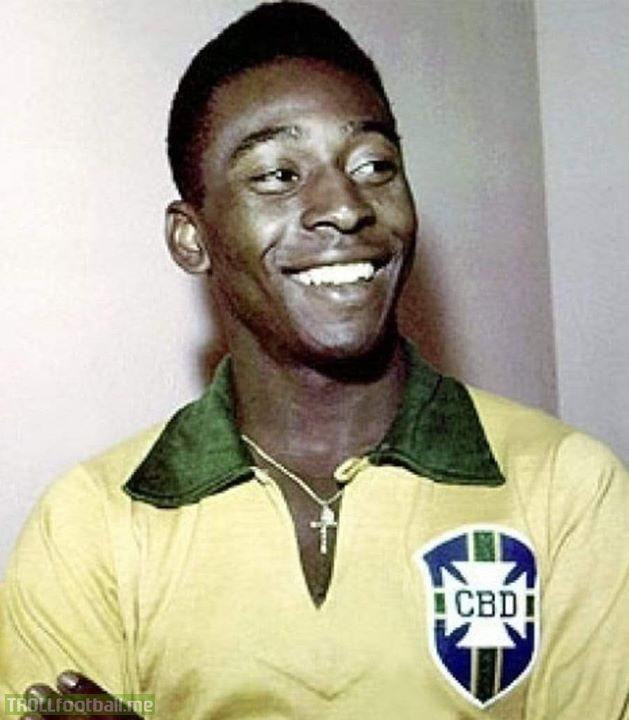 Pelé: Soccer Legend is only dis