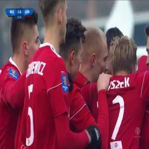 Rozwój Katowice 1:[3] Górnik Zabrze - Szymon Matuszek 113' (Polish Cup, round of 16)
