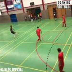 These guys should be banned from playing futsal 🚷  Violating their opponents for fun 🔥