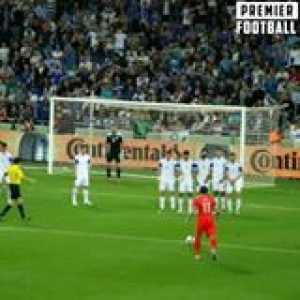Gareth Bale's freekicks are ridiculously good 🚀