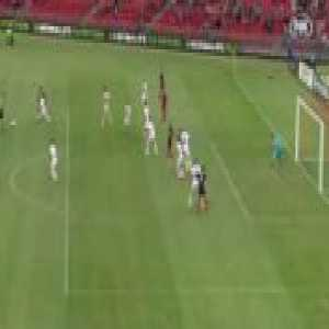 Kearyn Baccus vs Central Coast Mariners [1]-0