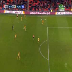 PSV 6-0 Excelsior - Luuk de Jong 90'+2'