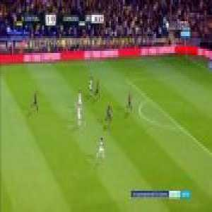 Rosario Central 1-[1] Gimnasia LP - Lorenzo Faravelli 51' (Copa Argentina final)