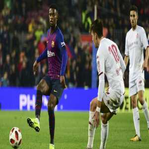 "Semedo: ""Now Dembele is more responsible. He must continue like this."""