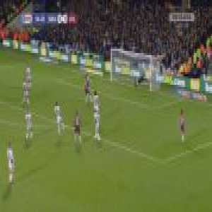 West Brom 1-[2] Aston Villa - Anwar El-Ghazi 59'
