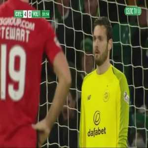 Celtic 4:[1] Kilmarnock - Eamonn Brophy 52' (penalty)