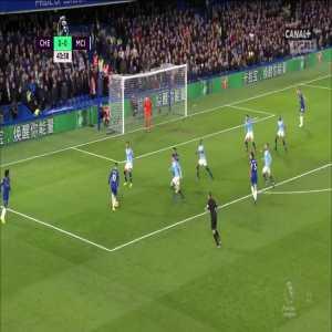 Chelsea [1]:0 Manchester City - N'Golo Kanté 45'
