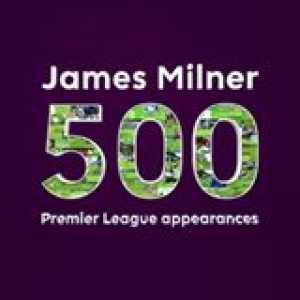 Congratulations, James Milner! 5️⃣0️⃣0️⃣ Premier League appearances 🙌  Mr Consistent for Leeds, Newcastle, Aston Villa, Man City and Liverpool