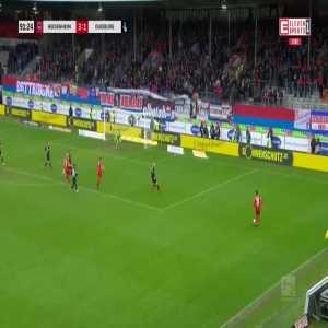 Heidenheim [4]:1 Duisburg - Nikola Dovedan 90+2'