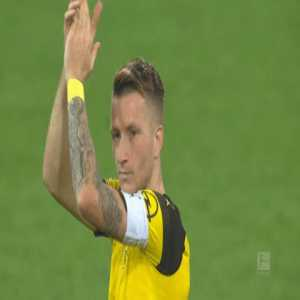 """""""In the 2nd half, they tried to lull us to sleep with their strange footballing approach."""" - Reus after Schalke win"""
