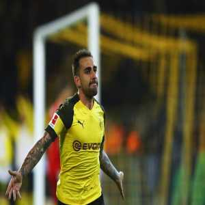 Paco Alcácer has won all of his first 9 BVB games in the Bundesliga in which he featured - the only other BVB player to accomplish that was Oliver Kirch in 2014.