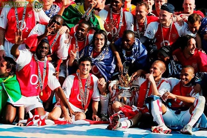 There can be only one Invincibles!