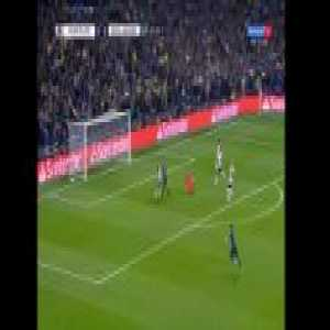 Boca Juniors 1 - 0 River Plate - [3-2 agg] - Benedetto 44'