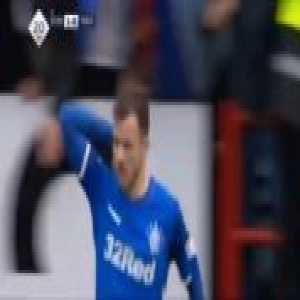 Dundee FC 1-[1] Rangers - Andy Halliday free-kick 21'