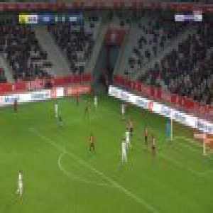 Lille 0-1 Reims - Remi Oudin 64'