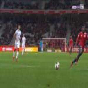 Lille [1]-1 Reims - Nicolas Pepe penalty 90'+6'