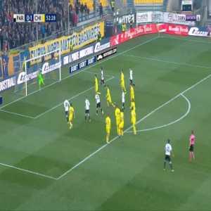 Parma [1]-1 Chievo - Bruno Alves free-kick 53'