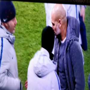 Pep Guardiola altercation with Chelsea coach