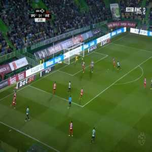 Sporting [3]-1 Aves - Bas Dost 48'