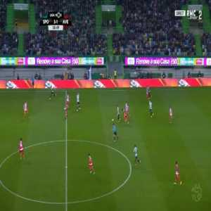 Sporting [4]-1 Aves - Abdoulay Diaby 59'