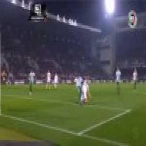 Vitoria Guimaraes 1-0 Rio Ave - André André penalty 17'