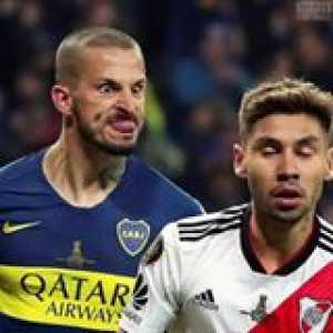 Benedetto's celebration vs River Plate was... strange 🤣  Best caption wins! GO! 👀