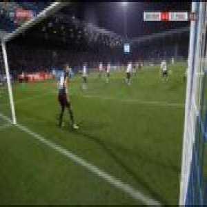 Bochum [1]-1 St. Pauli - Lukas Hinterseer 36'