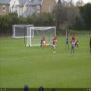 Connor Wickham overhead kick for Crystal Palace U23