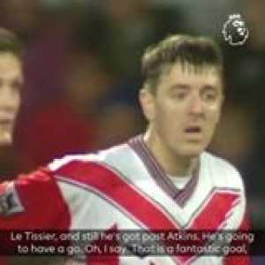 Trademark Le Tiss, on this day in 1994...