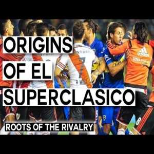 Why Boca and River hate each other| Superclásico| Roots of the rivalry.