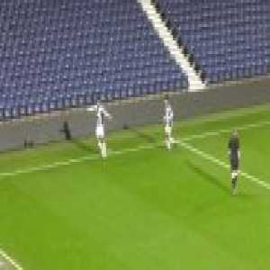 Brilliant solo goal by Morgan Rogers (West Brom) against Lincoln City in the FA Youth Cup
