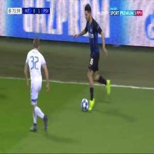 FC Internazionale Milano [1]:1 PSV Eindhoven - Mauro Icardi 73'
