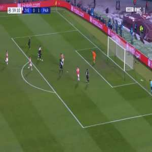 Red Star Belgrade 0-2 PSG - Neymar 40'