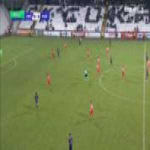 Red Star Belgrade U19 0-1 PSG U19 - Arnaud Muinga 83'
