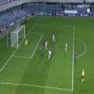 [UEFA Youth League] Barcelona 0-2 Tottenham - Rodel Richards 90'