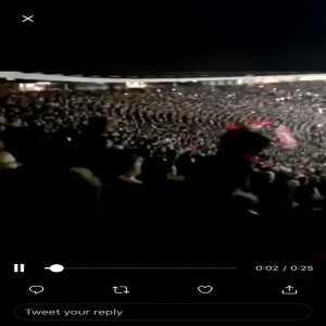 "50.000 Red Star fans chanting: ""Oooh, f**k you Neymar, f**k you Cavani, f**k you Mbappe, f**k you PSG"" last night in Belgrade"