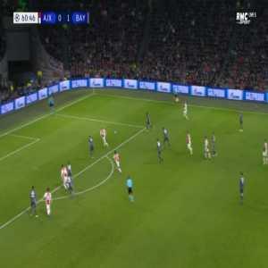 Ajax [1]-1 Bayern - Dusan Tadic 61'