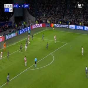 Ajax [3]-3 Bayern - Nicolas Tagliafico 90'+5'