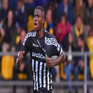 Ajax have joined the hunt to sign Wolfsburg forward Victor Osimhen. The 19-year-old Nigerian, currently playing for Charleroi, has scored 7 goals in 13 Jupiler Pro League appearances thus far. - @owngoalnigeria