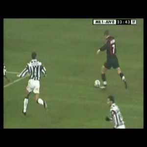 Andriy Shevchenko's fantastic goal vs. Juventus