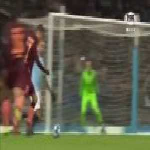 Ederson with a fantastic save to deny Kramarić