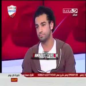 """Mohamed Salah in 2012:""""I love Barcelona and Messi, I used to support Cristiano when he was in Manchester but not since he moved to Madrid, I'm a very passionate barca fan I hope we can win the league and UCL this season."""" (Interview with an Egyptian channel in 2012)"""