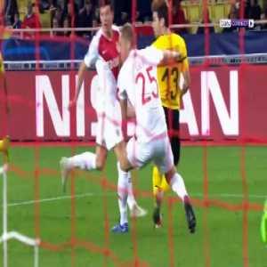 Monaco 0 vs 2 Borussia Dortmund - Full Highlights & Goals