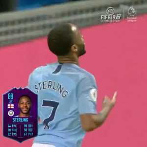 Raheem Sterling is the Premier League Player of the Month for November (3 goals, 3 assists)